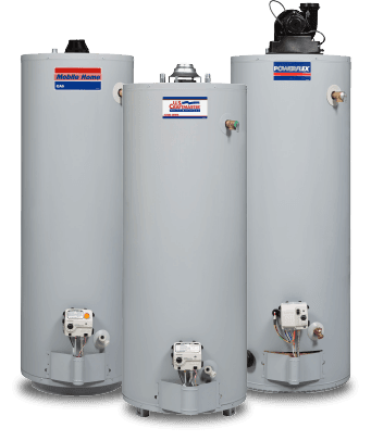 U. S. Craftmaster Gas Water Heaters