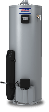 High Efficiency Atmospheric Gas Water Heater